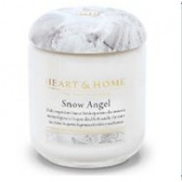 Candele profumate Heart & Home - SNOW ANGEL